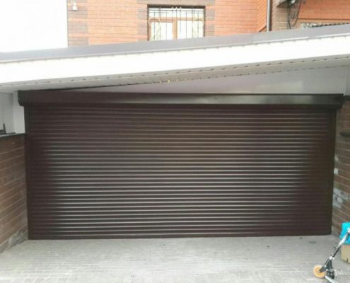 ролеты для гаража