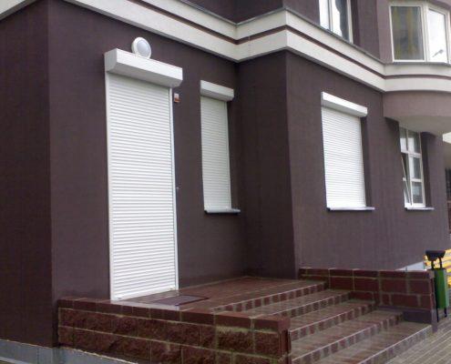 роллетные двери
